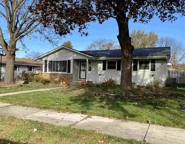 77 Arvey Lane, Fond Du Lac, WI 54935 (#50231682) :: Todd Wiese Homeselling System, Inc.