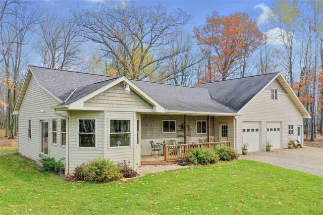 W4098 Kropp Road, Black Creek, WI 54106 (#50231684) :: Todd Wiese Homeselling System, Inc.