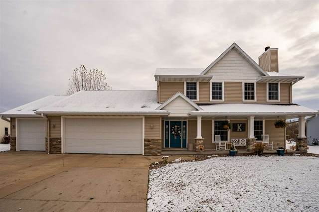 148 Winchester Drive, Seymour, WI 54165 (#50231690) :: Symes Realty, LLC