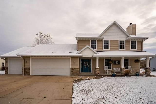 148 Winchester Drive, Seymour, WI 54165 (#50231690) :: Ben Bartolazzi Real Estate Inc