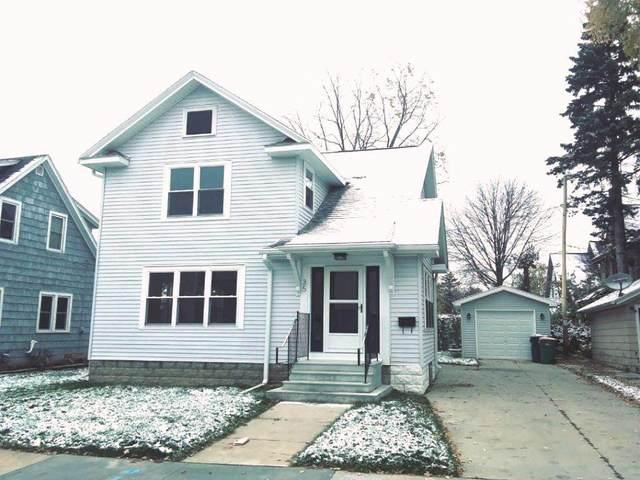 35 W 9TH Street, Fond Du Lac, WI 54935 (#50231698) :: Todd Wiese Homeselling System, Inc.