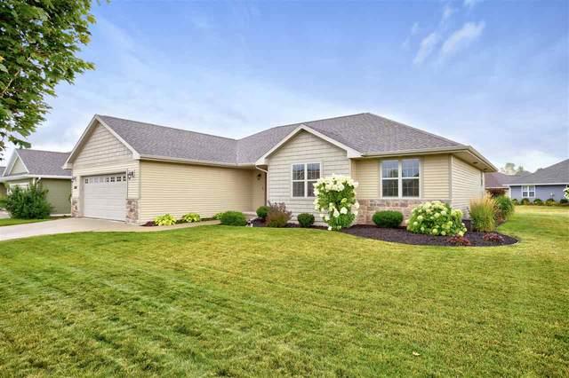 2855 Chrystella Drive, Menasha, WI 54952 (#50231722) :: Todd Wiese Homeselling System, Inc.