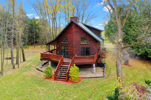 N3305 Hwy C, Pulaski, WI 54162 (#50231741) :: Todd Wiese Homeselling System, Inc.