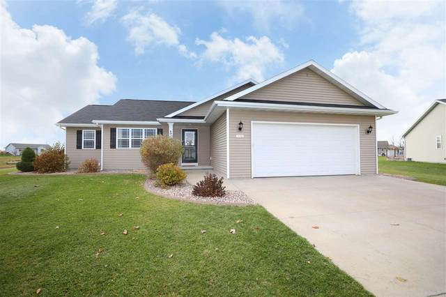 W6141 Sherwood Point Drive, Greenville, WI 54942 (#50231779) :: Symes Realty, LLC