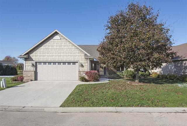 866 Whisper Falls Lane, Menasha, WI 54952 (#50231806) :: Ben Bartolazzi Real Estate Inc