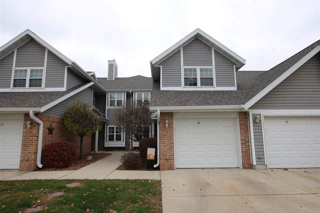 22 Pluim Drive #20, Waupun, WI 53963 (#50231817) :: Dallaire Realty