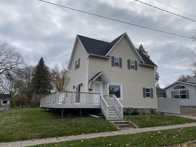 540 Lincoln Street, Seymour, WI 54165 (#50231910) :: Ben Bartolazzi Real Estate Inc