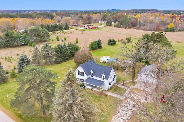 N2345 Parfreyville Road, Waupaca, WI 54981 (#50231994) :: Ben Bartolazzi Real Estate Inc