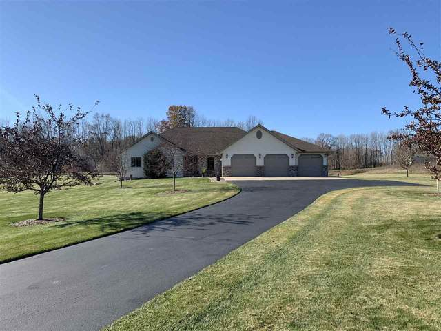 W7849 Rolling Hills Drive, Shawano, WI 54166 (#50231998) :: Todd Wiese Homeselling System, Inc.