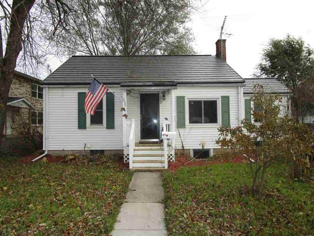 236 S Andrews Street, Shawano, WI 54166 (#50232028) :: Ben Bartolazzi Real Estate Inc