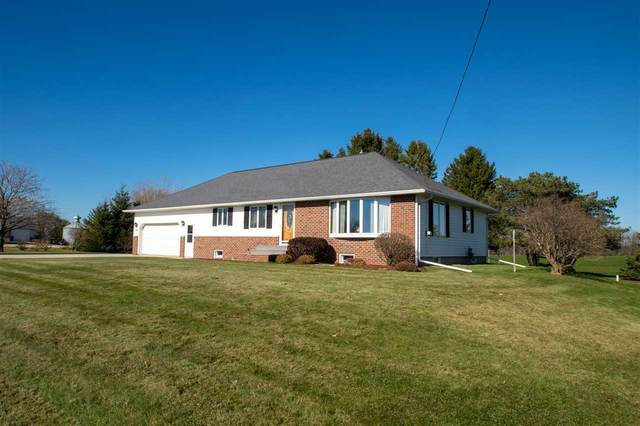 E4538 Hwy K, Algoma, WI 54201 (#50232063) :: Ben Bartolazzi Real Estate Inc