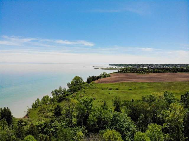 N4250 Lakeshore Drive, Kewaunee, WI 54216 (#50232088) :: Dallaire Realty