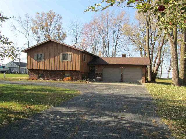N8220 Deadwood Point Road, Fond Du Lac, WI 54937 (#50232148) :: Ben Bartolazzi Real Estate Inc