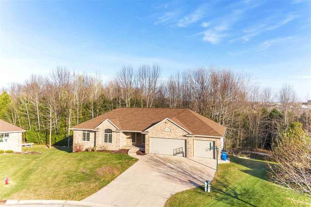 2920 Tea Olive Court, Green Bay, WI 54313 (#50232169) :: Symes Realty, LLC