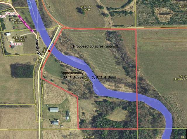 N9910a Kretchmer Road, Marion, WI 54950 (#50232267) :: Symes Realty, LLC