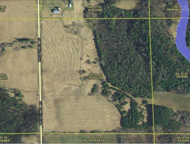 N9910b Kretchmer Road, Marion, WI 54950 (#50232269) :: Symes Realty, LLC