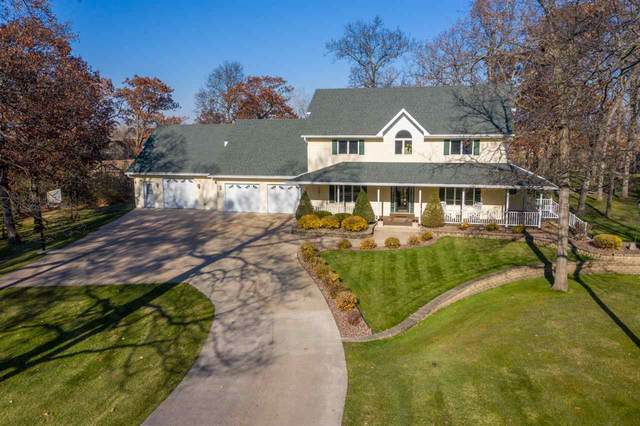 1885 Crown Drive, Oshkosh, WI 54904 (#50232271) :: Todd Wiese Homeselling System, Inc.