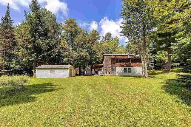 N12535 Old J Road, Athelstane, WI 54104 (#50232289) :: Dallaire Realty