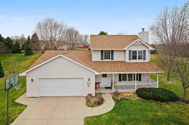 3157 Trenton Lane, Green Bay, WI 54313 (#50232302) :: Ben Bartolazzi Real Estate Inc