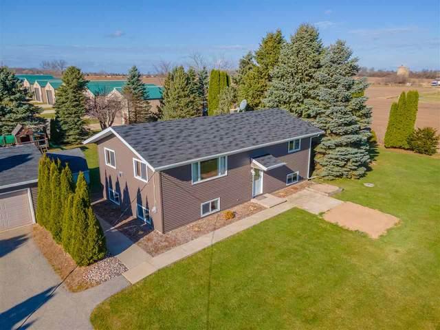 N1541 Mayflower Road, Appleton, WI 54913 (#50232404) :: Ben Bartolazzi Real Estate Inc