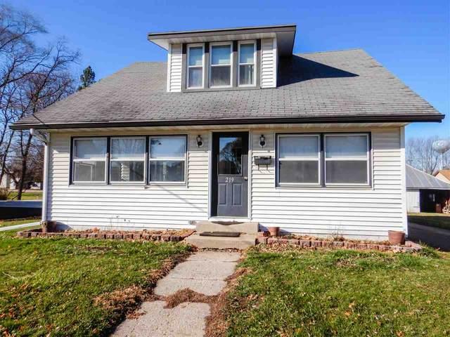 219 Cherry Avenue, Oconto Falls, WI 54154 (#50232440) :: Ben Bartolazzi Real Estate Inc