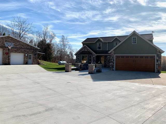 N2095 Chihuahua Lane, Campbellsport, WI 53010 (#50232441) :: Dallaire Realty