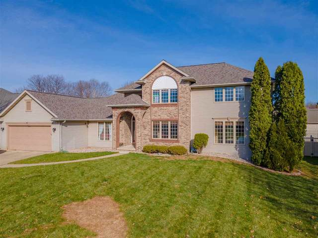 353 Orchard Lane, Green Bay, WI 54301 (#50232477) :: Ben Bartolazzi Real Estate Inc