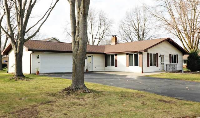 607 Woodside Drive, Seymour, WI 54165 (#50232509) :: Ben Bartolazzi Real Estate Inc