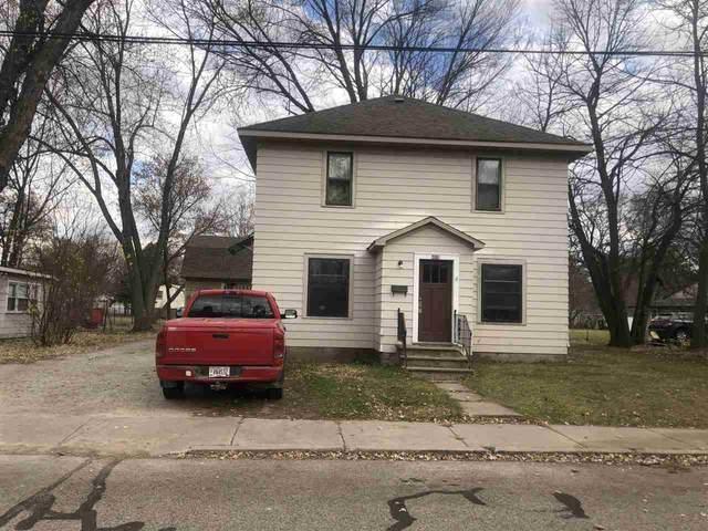 408 Scott Street, Waupaca, WI 54981 (#50232532) :: Ben Bartolazzi Real Estate Inc