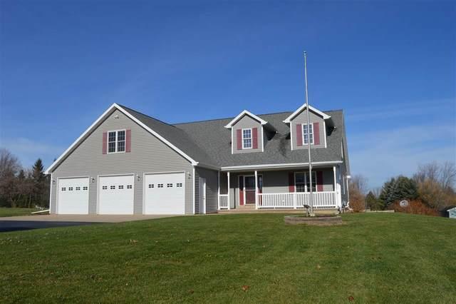 W9328 Majestic View Lane, Hortonville, WI 54944 (#50232557) :: Ben Bartolazzi Real Estate Inc