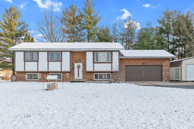 N5930 Wolf River Road, Shawano, WI 54166 (#50232559) :: Ben Bartolazzi Real Estate Inc