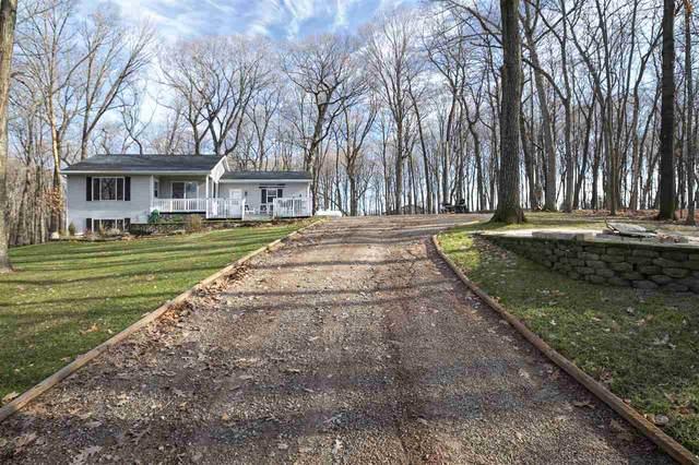 N5150 Skunk Ridge Lane, Ripon, WI 54971 (#50232581) :: Ben Bartolazzi Real Estate Inc