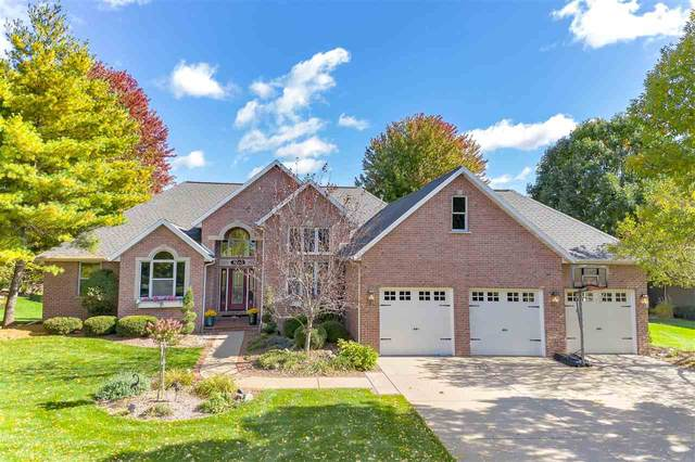 2566 S Huntington Way, Green Bay, WI 54173 (#50232602) :: Ben Bartolazzi Real Estate Inc