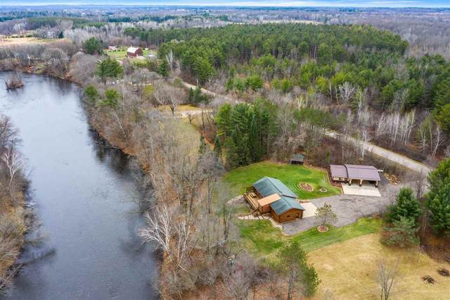 N4676 Pine Street, New London, WI 54961 (#50232616) :: Town & Country Real Estate