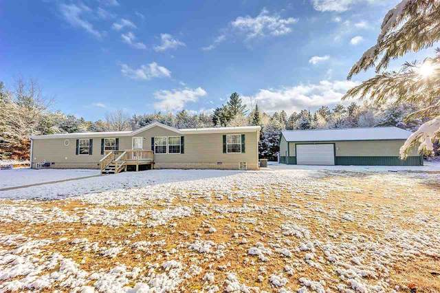 9919 Marl Lake Road, Pound, WI 54161 (#50232625) :: Town & Country Real Estate