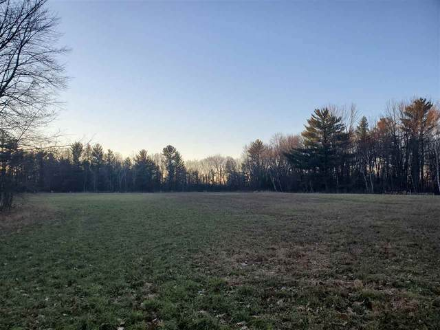 Clark Mills Road, Weyauwega, WI 54983 (#50232647) :: Ben Bartolazzi Real Estate Inc