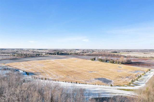 Langes Corners Road, Denmark, WI 54208 (#50232662) :: Ben Bartolazzi Real Estate Inc