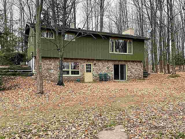W1488 Hwy M, White Lake, WI 54491 (#50232668) :: Ben Bartolazzi Real Estate Inc