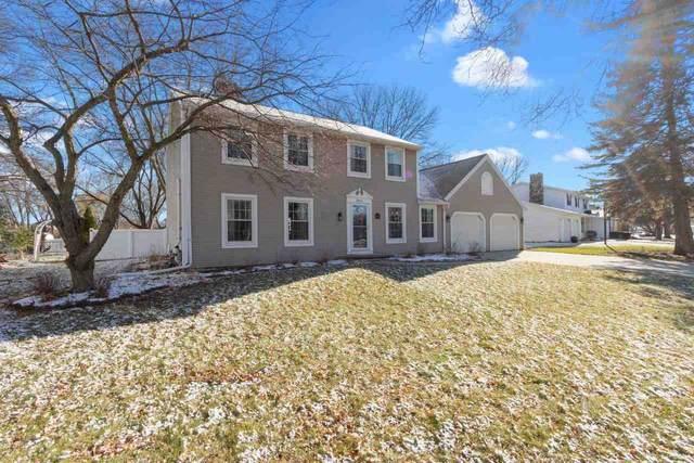 3021 East River Drive, Green Bay, WI 54301 (#50232672) :: Ben Bartolazzi Real Estate Inc