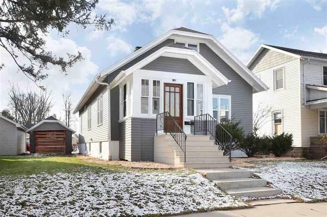 136 E Pearl Street, Seymour, WI 54165 (#50232689) :: Carolyn Stark Real Estate Team