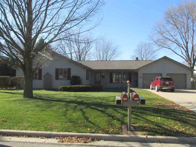 1428 Windmar Drive, Neenah, WI 54956 (#50232693) :: Ben Bartolazzi Real Estate Inc