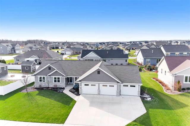 2143 Potter Drive, De Pere, WI 54115 (#50232694) :: Ben Bartolazzi Real Estate Inc