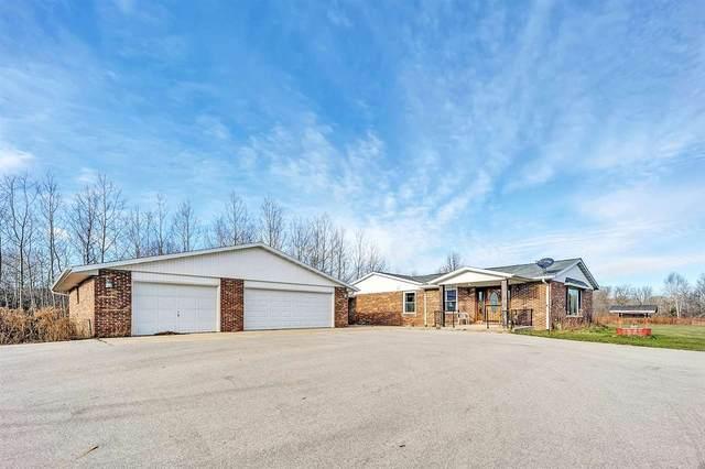 N3887 Hwy C, Kewaunee, WI 54216 (#50232695) :: Town & Country Real Estate