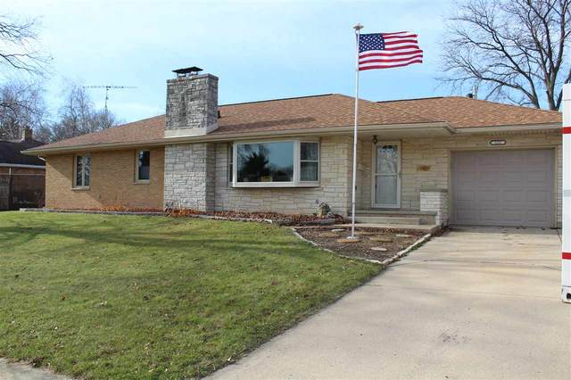 535 Bradford Drive, Waterloo, WI 53594 (#50232717) :: Symes Realty, LLC