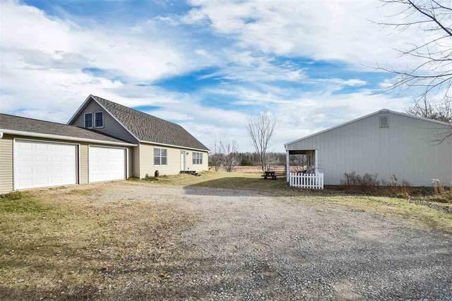 4614 Elm Lawn Road, Oconto Falls, WI 54154 (#50232720) :: Ben Bartolazzi Real Estate Inc