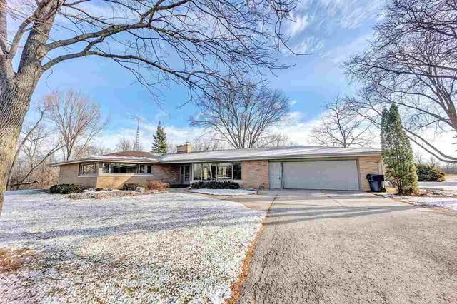 N2452 Hwy N, Appleton, WI 54913 (#50232729) :: Ben Bartolazzi Real Estate Inc