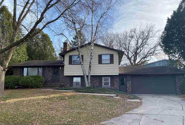 418 Abe Court, Seymour, WI 54165 (#50232731) :: Ben Bartolazzi Real Estate Inc