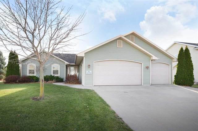 1708 Jaimee Drive, Omro, WI 54963 (#50232759) :: Ben Bartolazzi Real Estate Inc