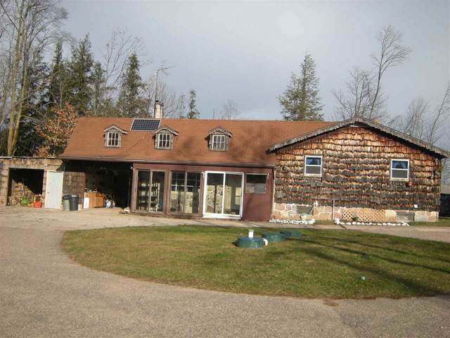 W13728 Hwy 45, Tigerton, WI 54486 (#50232773) :: Dallaire Realty