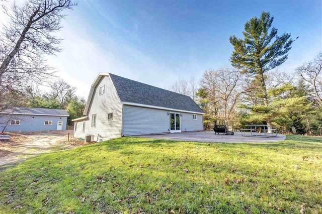 W4804 Brown Deer Avenue, Redgranite, WI 54970 (#50232792) :: Ben Bartolazzi Real Estate Inc